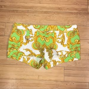Gianni Versace Embroidered Shorts Size 44